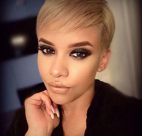 Short-Blonde-Pixie-2019 Best Pixie Cuts for Blonde Hair
