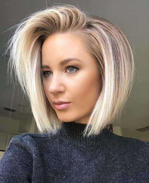 Short-Bob-Hairstyles-1 Best Hairstyle Ideas for Short Hair