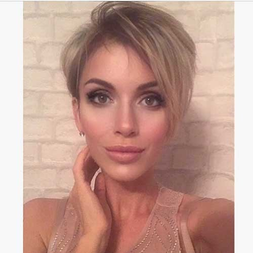 Short-Bob-With-Bangs-3 Best Hairstyle Ideas for Short Hair