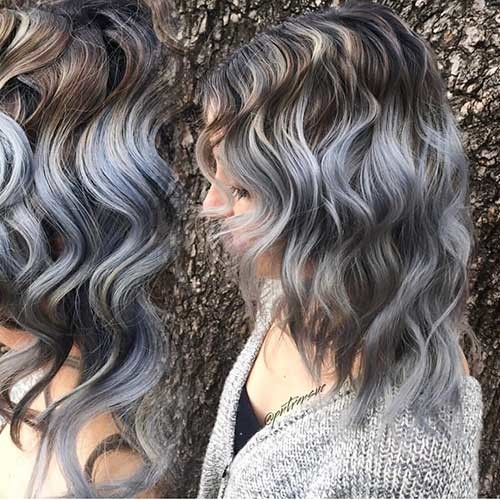 Short-Curly-Hair-2019 Trending Style for Summer: Curly and Wavy Hairstyles