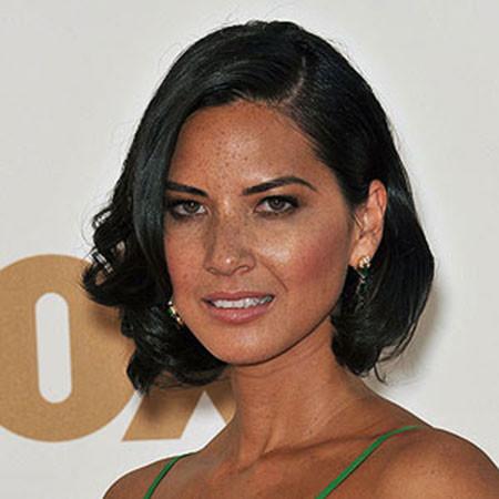 Short-Dark-Curly-Elegant-Look Best Celebrity Short Hairstyles