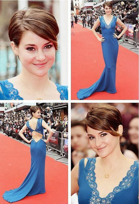 Short-Elegant-Pixie-Look Best Celebrity Short Hairstyles