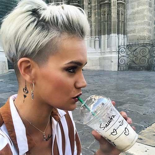 Short-Haircut-2019 Best Hairstyle Ideas for Short Hair