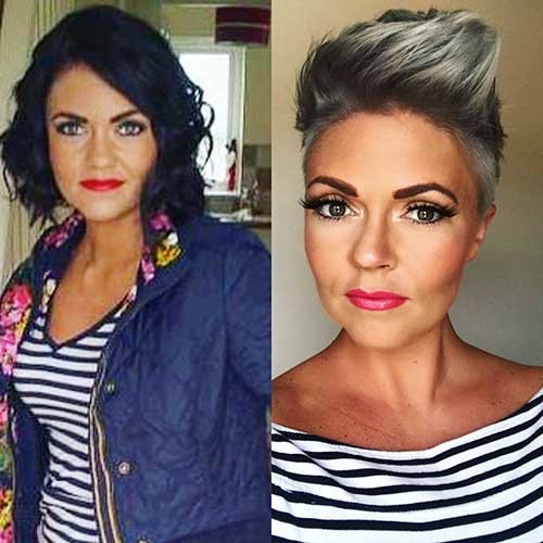 Short-Haircuts-For-Women-2 Best Hairstyle Ideas for Short Hair