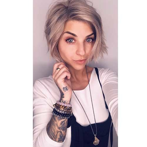 Short-Hairstyles-2-1 Best Hairstyle Ideas for Short Hair