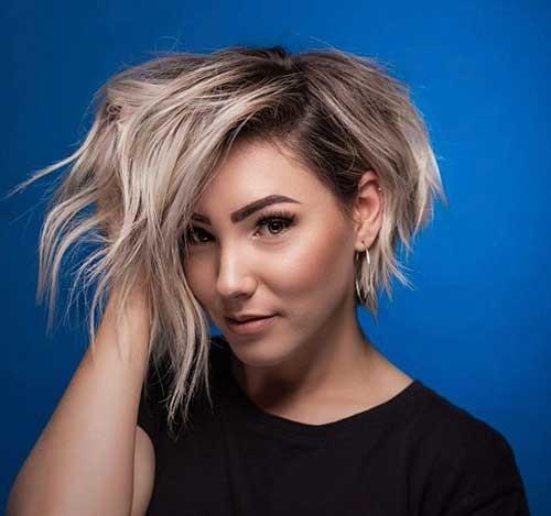 Short-Layered-Hair-2-1 Best Hairstyle Ideas for Short Hair