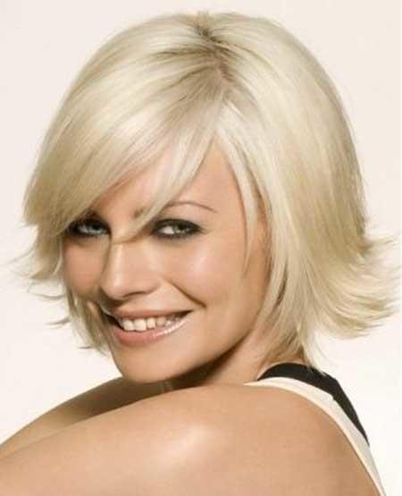 Short-Spiked-Beautiful-Bob Short blonde hairstyles
