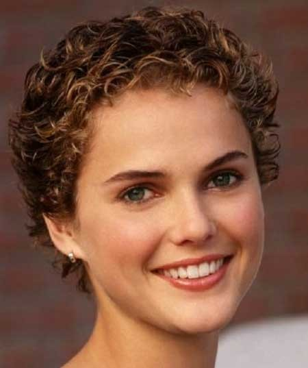 Short-Trendy-Curly-Haircuts-1 Short Trendy Curly Haircuts