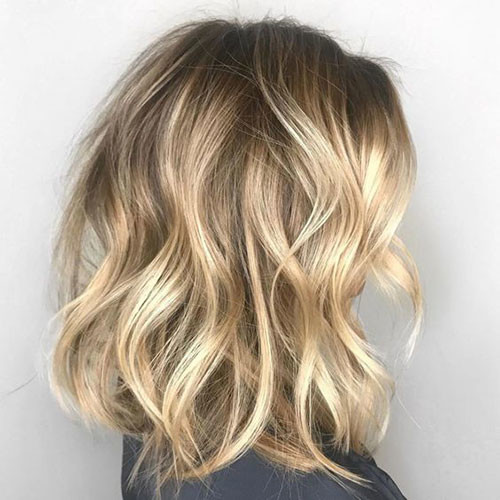 Soft-Wavy-Hairstyle Best Wavy Bob Hairstyles You will Like