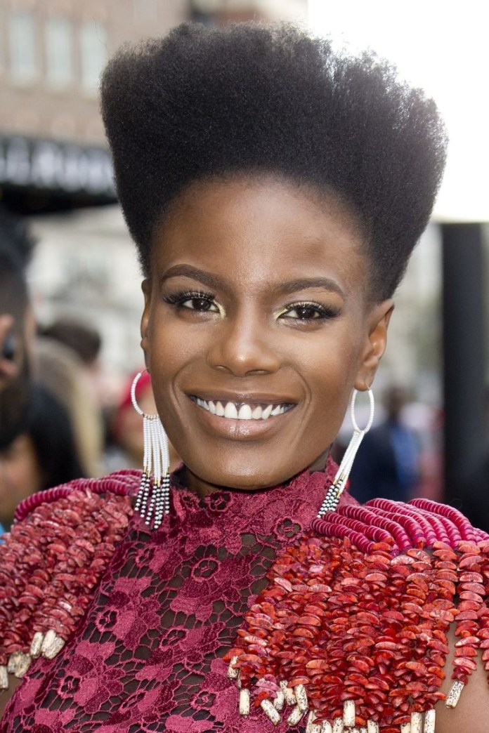 Soft-With-Volume Best Short Hairstyles for Black Women