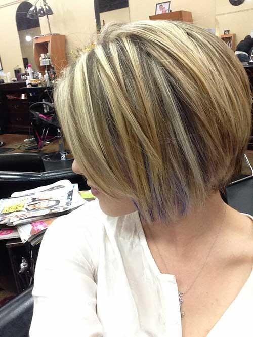 Straight-Short-Bob-for-Women Short Bob Hairstyles for Women
