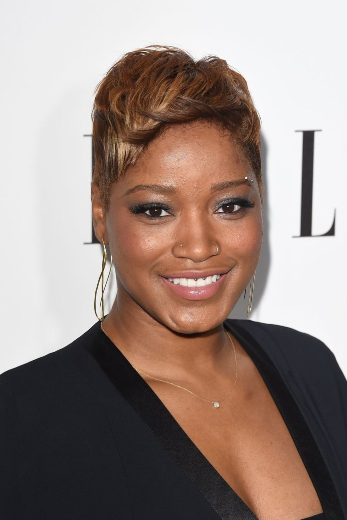 Tousled-and-Tapered Best Short Hairstyles for Black Women