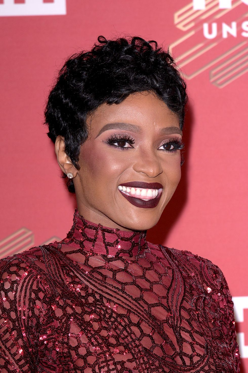 Wispy-Ends Best Short Hairstyles for Black Women