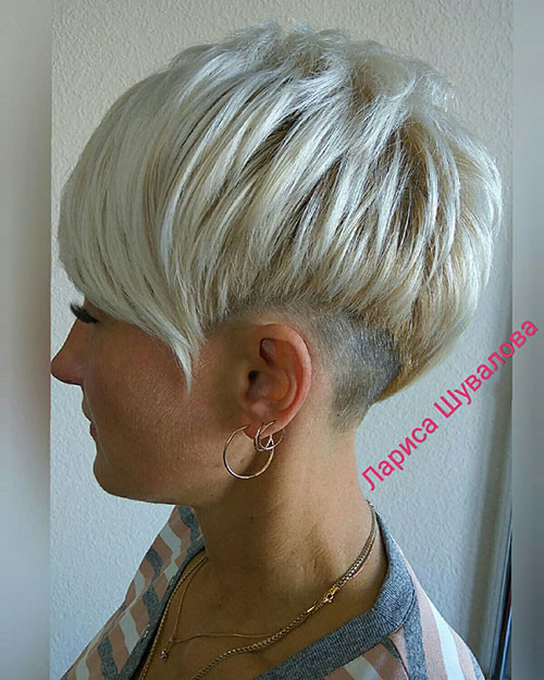 layered-pixie-haircuts-3 Best Short Layered Pixie Cut Ideas 2019
