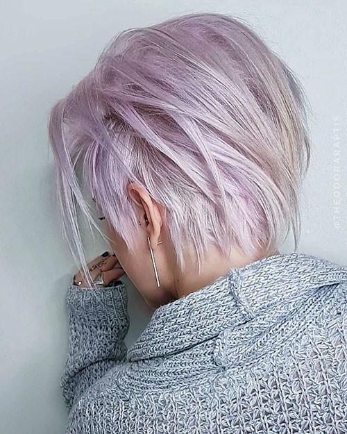 long-layered-pixie-haircut-2 Best Short Layered Pixie Cut Ideas 2019