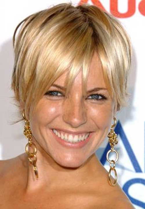 11.Short-Hair-For-Women-Over-40 Short Hair Cuts For Women Over 40