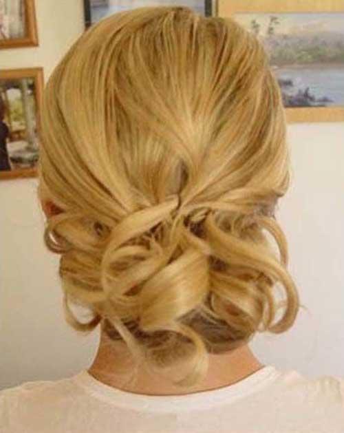 14.Hairstyle-for-Short-Medium-Hair Best Hairstyles for Short Medium Hair