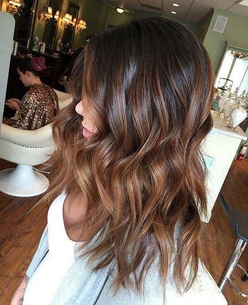15-fantastic-easy-medium-haircuts-shoulder-length-hairstyles-for-women-4 Fantastic Easy Medium Haircuts 2019 – Shoulder Length Hairstyles