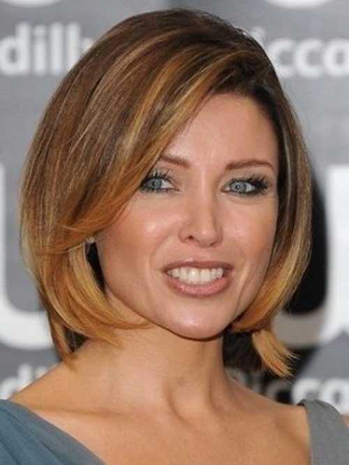 19.Hairstyle-for-Short-Medium-Hair Best Hairstyles for Short Medium Hair