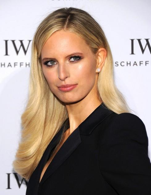 2014-Karolina-Kurkova-Hairstyles-–-Blonde-Long-Hair Top 100 Celebrity Hairstyles 2019