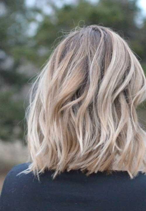 21.Hairstyle-for-Short-Medium-Hair Best Hairstyles for Short Medium Hair