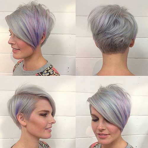 27.Cute-And-Easy-Short-Hair Cute And Easy Hairstyles For Short Hair