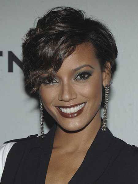 Beautiful-Short-Haircuts-for-Black-Women-10 Beautiful Short Haircuts for Black Women