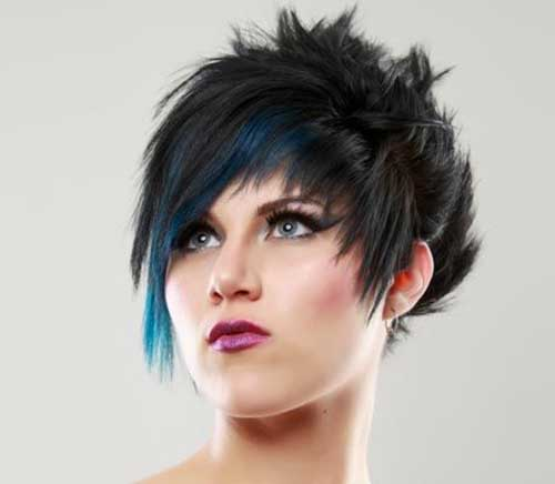 Best-Punk-Hairstyle-Idea-for-Short-Hair Best Punky Short Haircuts