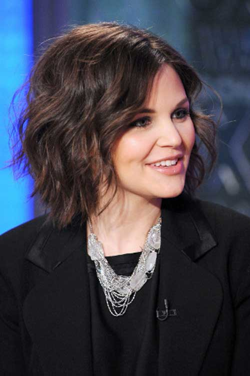 Ginnifer-Goodwin-short-hair Top Celebrity Short Haircuts