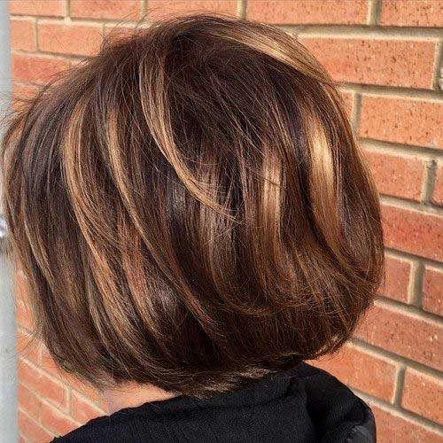 Hair-Color-2017-for-Short-Bob-Hair Best Bob Haircuts You will Love 2019