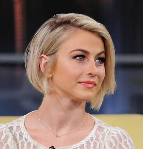 Julianne-Hough-Bob-Haircut Best Bob Haircuts You will Love 2019