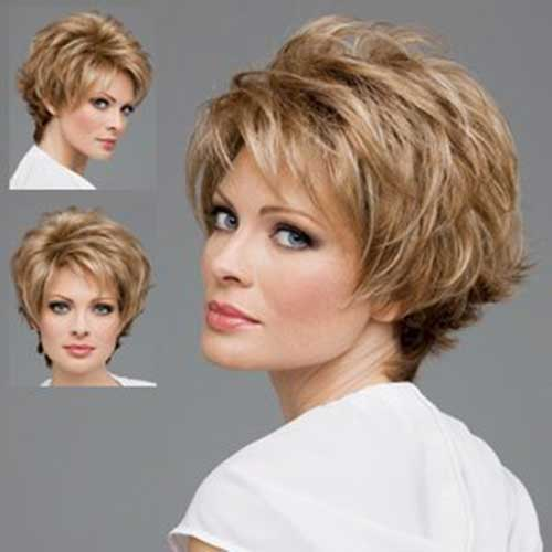 Layered-Bob-Hairstyle-for-Older-Ladies Bob Hairstyles for Older Ladies