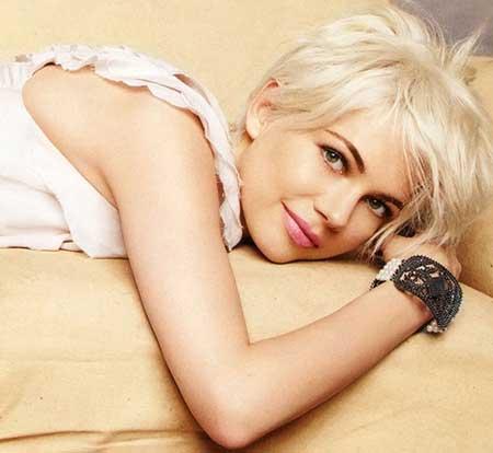 Medium-Pixie-Hair New Short Blonde Hairstyles