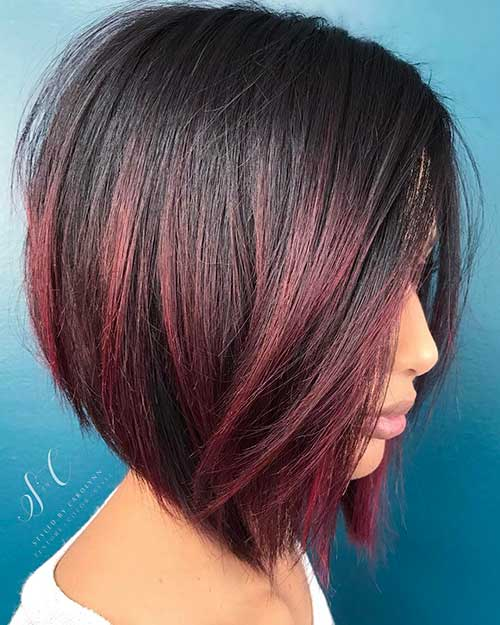 Nice-Short-Red-Hair Eye-Catching Short Red Hair Ideas to Try