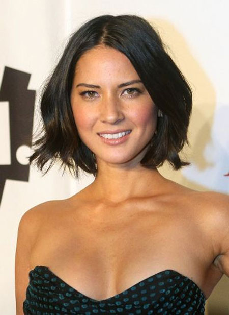 Nice-and-Charming-Blunt-Ends-Bob-Hair-Cool-and-Attractive Best Bob Hairstyles 2019