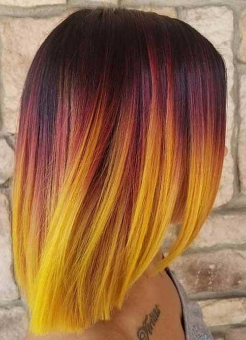 Pulp-Riot-Hair-Color-Trend Latest Trend Hair Color Ideas for Short Hair