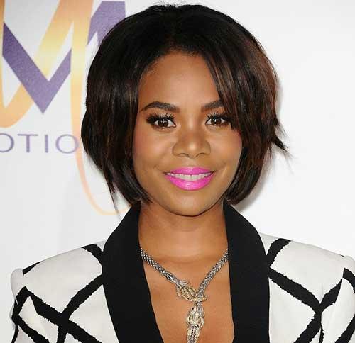Regina-Hall-Bob-Hairstyle Short Bob Haircuts for Black Women