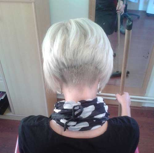 Short-Bob-Back-View Latest Short Bob Haircuts for Women