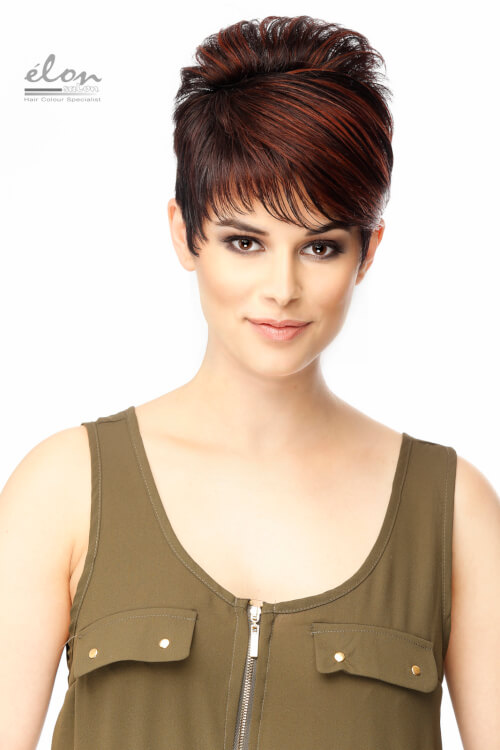 Short-Brown-Haircut-for-Ladies-Over-40 Short Hair Cuts For Women Over 40