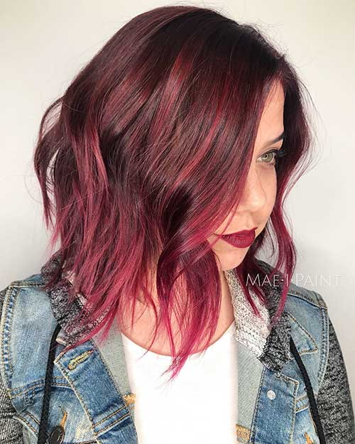 Short-Hair Eye-Catching Short Red Hair Ideas to Try
