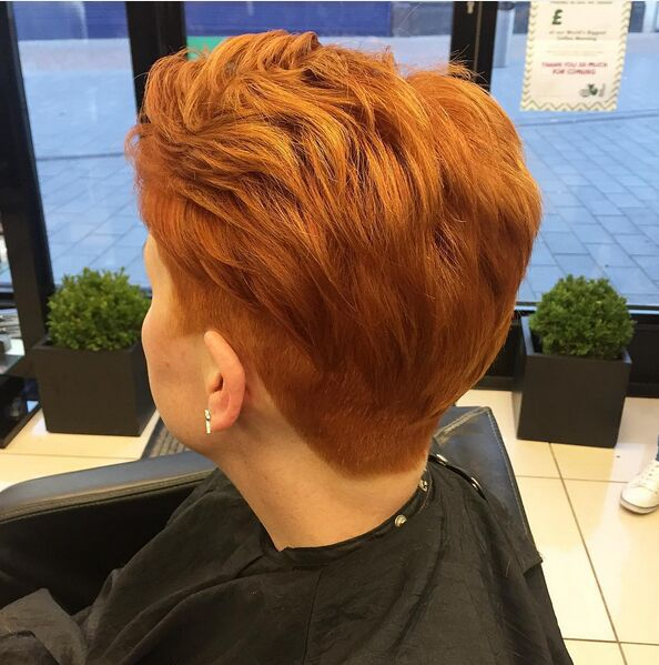 Short-Layered-Hairstyle-for-Women Awesome Undercut Hairstyles for Girls