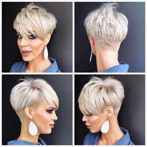 Short-Pixie-Haircut Latest Short Haircuts for Women - Short Hairstyle