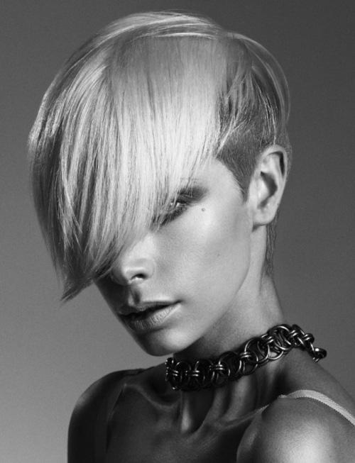 Short-bob-with-bangs-haircuts-2012 Very Short Haircuts with Bangs for Women
