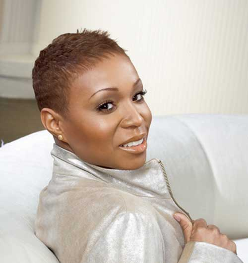 Short-natural-cuts-for-women Black Women with Short Hairstyles