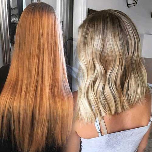 Short-to-Medium-Hairstyles-10 Short to Medium Hairstyles 2019