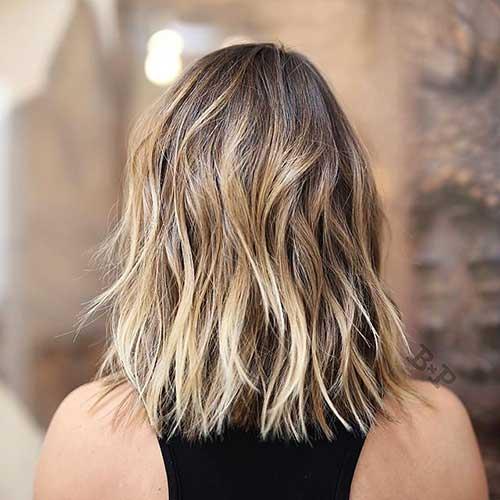 Short-to-Medium-Hairstyles-31 Short to Medium Hairstyles 2019