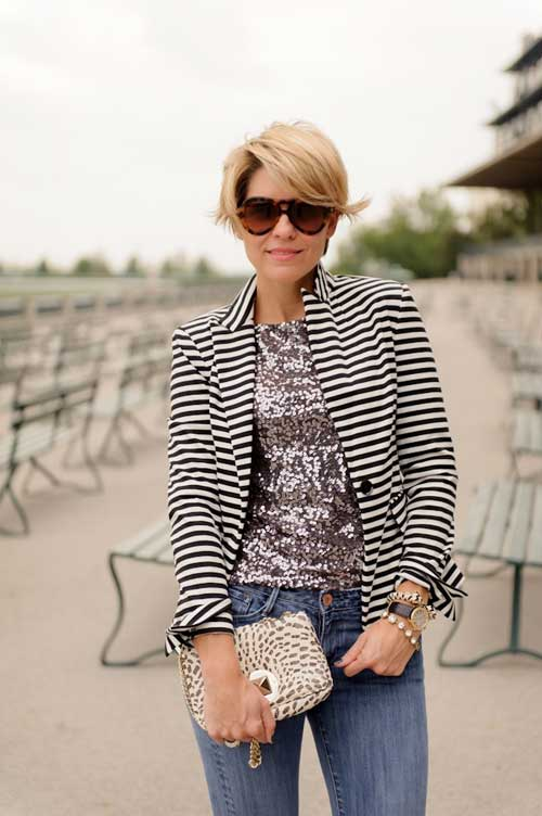 Short-trendy-hair-for-women-2013 Best Pics of Layered Short Hair for Round Face