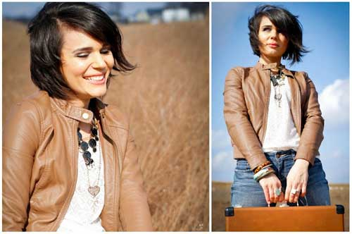 Trendy-Super-Short-Hair-15 Best Pics of Layered Short Hair for Round Face