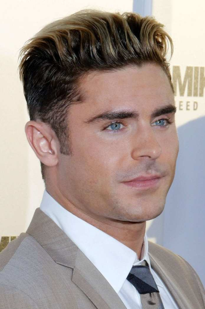Zac-Efrons-Fury-Inspired-Disconnected-Undercut Stylish Undercut Hairstyle Variations For 2019