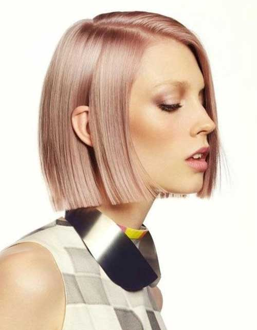 16.Short-Hair-Color-Trend-2016 Nice Short Natural Curly Hairstyles
